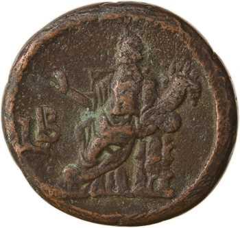 Égypte, Maximin Ier, tétradrachme, Alexandrie, An 2