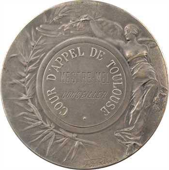 IIIe République, la Cour d'Appel de Toulouse à M. Mestre-Mel, s.d. Paris