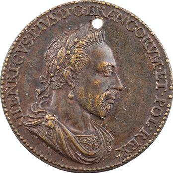 Louis XIII, translation du cœur d'Henri III à Saint-Cloud, 1627 Paris