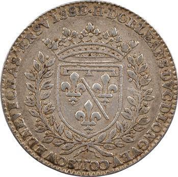 Suisse, Neuchâtel, Henri d'Orléans et Marie de Bourbon, s.d. (1595-1601)