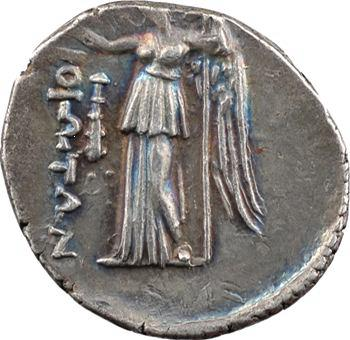 Béotie, Ligue béotienne, drachme au nom des Béotiens, atelier indéterminé, c.197-146 av. J.-C