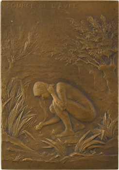Roty (L.-O.) : Adduction des sources de l'Avre, 1893 Paris