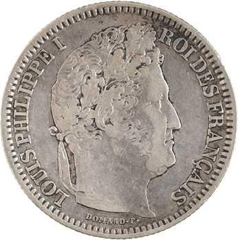 Louis-Philippe Ier, 2 francs, 1848 Paris