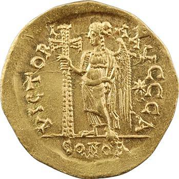Zénon, solidus, Constantinople, 1ère officine, 476-491