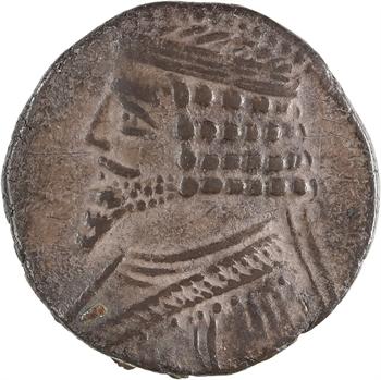 Royaume Parthe, Phraatès IV, tétradrachme, Séleucie du Tigre, 38-2 av. J.-C
