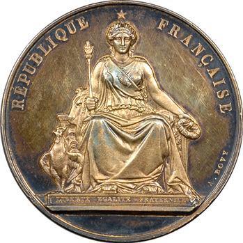 IIIe République, Bureau Central Météorologique, par Bovy, 1887 Paris