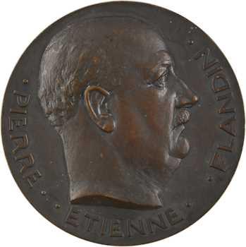 Pommier (A.) : Pierre-Étienne Flandin, député de l'Yonne, 1936