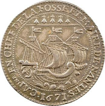 Bretagne, Nantes (mairie de), Gratien Libault, maire, 1671