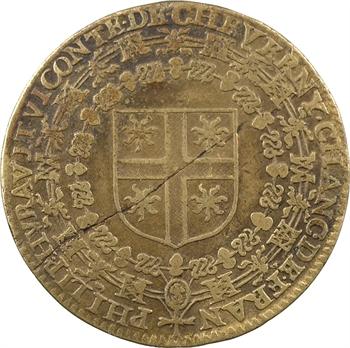 Blois, Philippe de Hurault vicomte de Cheverny, s.d