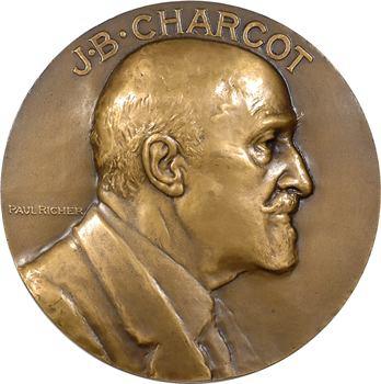 Lindauer (É.) et Richer (P.) : Charcot et le Pourquoi pas ? IV, expéditions polaires, s.d. Paris