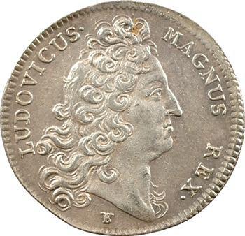 Trésor royal, Louis XIV, 1711