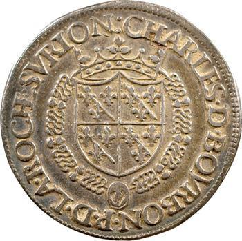 Bourbonnais, Charles, prince de Bourbon, 1557