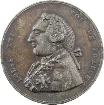 Louis XVI, Paix et Commerce, s.d. Paris