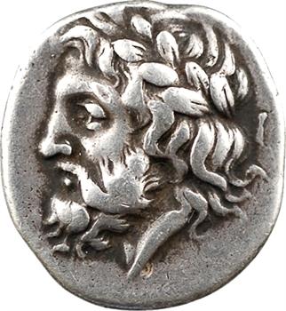 Arcadie, ligue arcadienne, Mégalopolis, triobole, 330-275 av. J.-C.