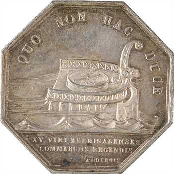 Second Empire, Chambre de Commerce de Bordeaux, par Domard et Dubois, s.d. Paris