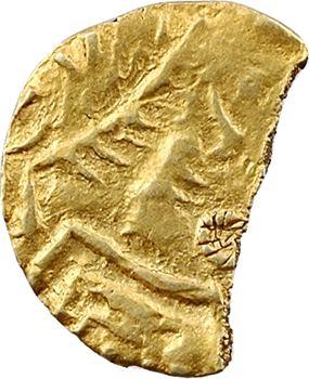 Neustrie, Nantes ? trémissis, dans le style des exemplaires au N, s.d. (c.550 ?)