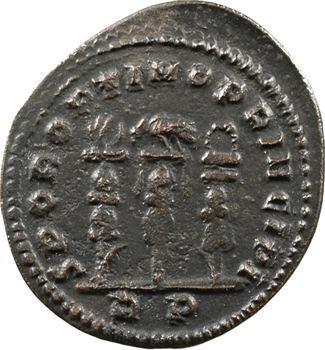 Constantin Ier le Grand, follis, Rome, 313
