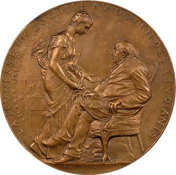 Roty (L.-O.) : centenaire de M.-E. Chevreul, 1886 Paris