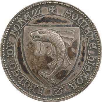 Société Archéologique du Forez, s.d. Paris