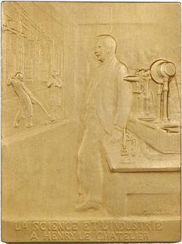 Lamourdedieu (R.) : hommage à Henry le Chatelier, 1921 Paris