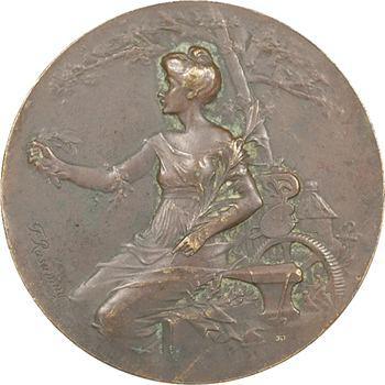 Tunisie, Tunis, Concours général de Tunis par F. Rasumny, 1907 Paris