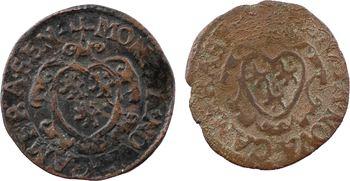 Cambrai (archevêché de), Maximilien de Berghes, courte ou 2 mites, s.d