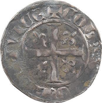 Provence (comté de), Jeanne et Louis, quaternal, s.d. Tarascon