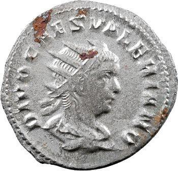 Divin Valérien II, antoninien, Rome, 258