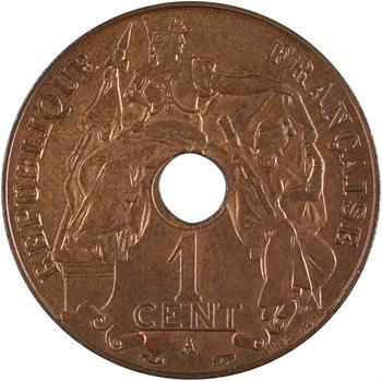 Indochine, 1 centième, 1937 Paris