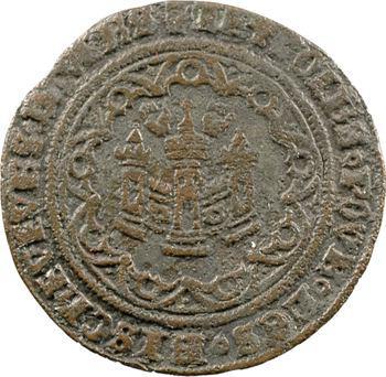 Pays-Bas méridionaux, Brabant, jetons des échevins de la ville d'Anvers, 1586