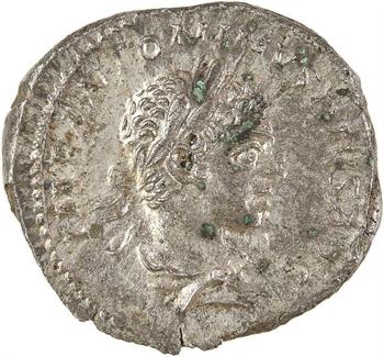 Élagabale, denier, Rome, 220-221