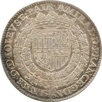 Normandie, Anne de Joyeuse, gouverneur, 1585