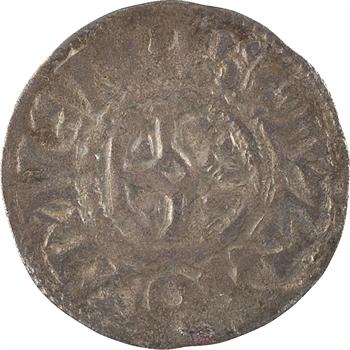 Meaux et Troyes, denier anonyme, c.1030