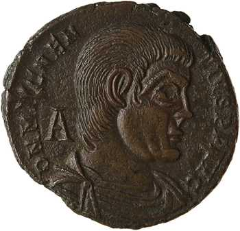 Magnence, maiorina, Trèves, 351-352