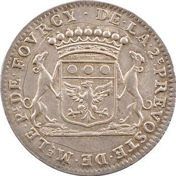 Paris (ville de), Henri de Fourcy, prévôt des marchands, 1687