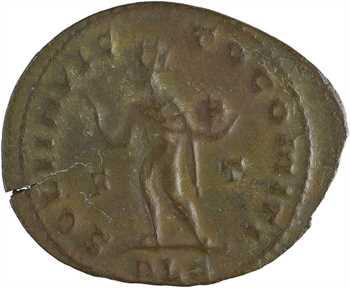 Constantin Ier, nummus, Lyon, 312