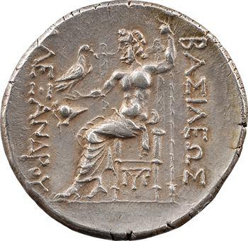Macédoine, Alexandre le Grand, tétradrachme, Mésembria, c.250-175 av. J.-C