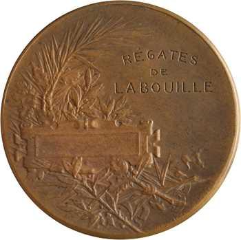 Lavée (A.) : Régates de la Bouille, s.d. Paris