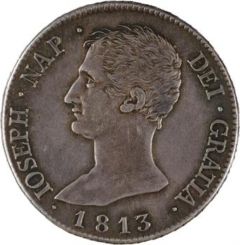 Espagne, Joseph Napoléon, 20 réaux, 1813 Madrid