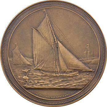 IVe République, Marine Marchande, prix du Ministre, par Lavée, s.d. Paris