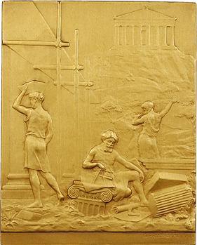 Prud'homme (G.-H.) : concours de façades de Paris, 1908 Paris