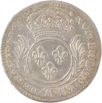 Louis XIV, douzième d'écu aux palmes, 169[3?] Paris