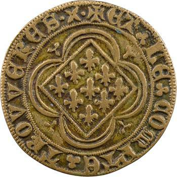 Trésor royal, jeton de la chambre du trésor, s.d