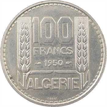 Algérie, essai de 100 francs, 1950 Paris, module de 30 mm