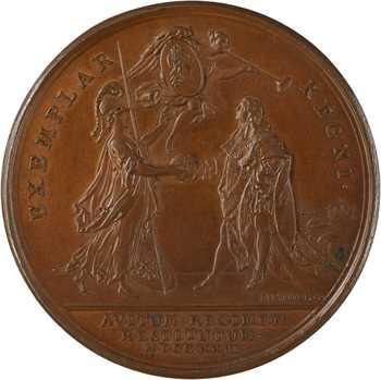 Louis XV, le Roi gouvernant selon les maximes de son bisaïeul Louis XIV, 1726 Paris