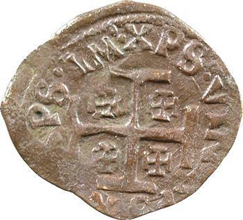 Charles VIII, cavallo de cuivre, Naples