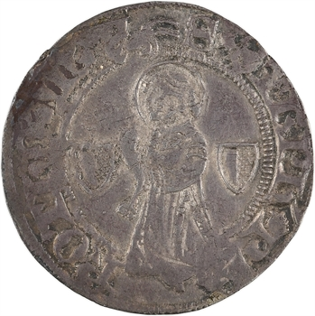 Metz (évêché de), gros, s.d. (c.1480-1540) Metz