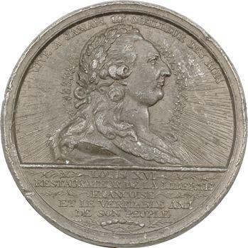 Constitution, Louis XVI le meilleur des Rois, 1790 Suisse ?