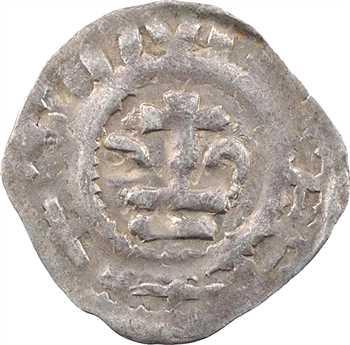 Normandie, Richard II ou III, denier au calvaire, s.d. (996-1027)