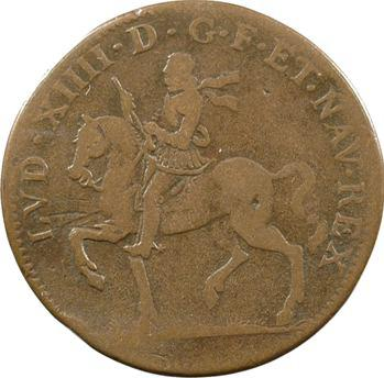 Lorraine, Louis XIV, le Roi en Hercule, s.d